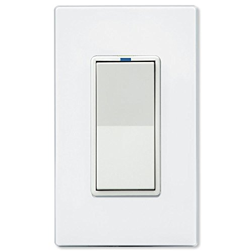 PCS-PulseWorx-UPB-Electronic-Low-Voltage-Dimmer-Wall-Switch-300W-White-WS1E-3-W-0-0