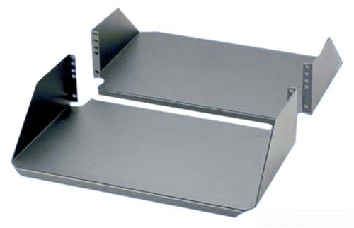 Panduit-SRM19CM3-Cantilevered-Aluminum-Rack-Mount-Shelf-Black-0