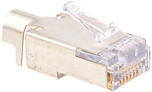 Platinum-Tools-100022-EZ-RJ45-Shielded-Cat5e6-External-Ground-50-Pack-0