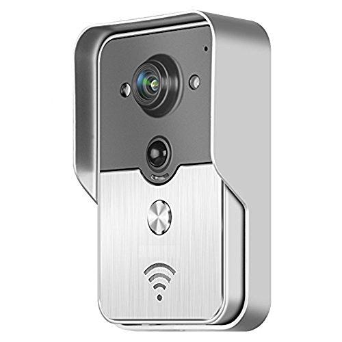 PowerLead-Pdor-D012-Doorbell-Wifi-Video-Door-Phone-Doorbell-Wireless-Intercom-Enabled-Video-Doorbell-0-0