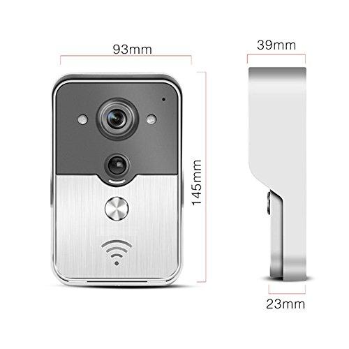 PowerLead-Pdor-D012-Doorbell-Wifi-Video-Door-Phone-Doorbell-Wireless-Intercom-Enabled-Video-Doorbell-0-1