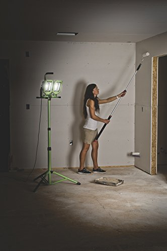 PowerSmith-PWL2160TS-Dual-Head-60W-6000-lm-LED-Work-Light-with-Tripod-0-1