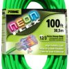 Prime-Wire-Cable-NS512835-100-Foot-123-SJTW-Flex-High-Visibility-Extra-Heavy-Duty-Outdoor-Extension-Cord-with-Prime-light-Indicator-Light-Neon-Green-0