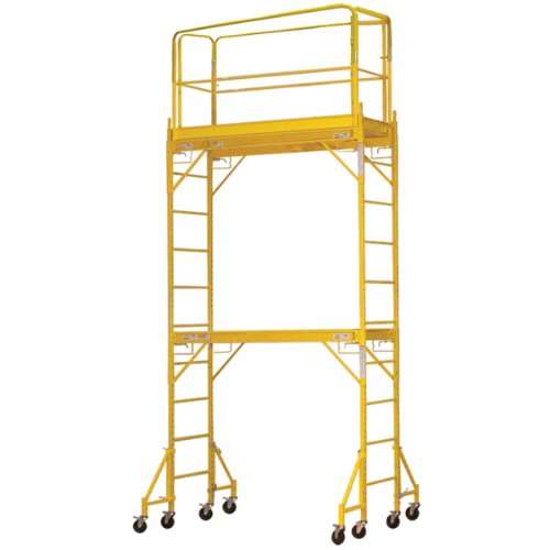 Pro-Series-TOWERINT-Two-Story-Interior-Rolling-Scaffold-Tower-0