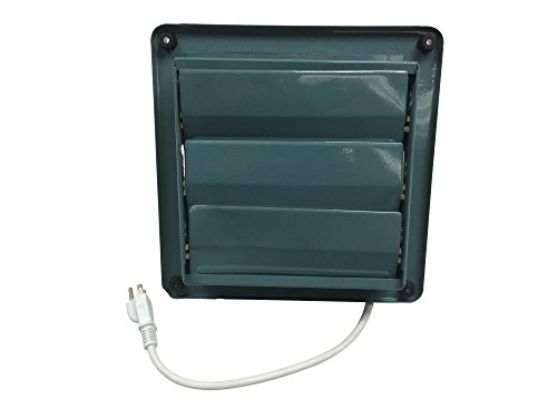 Professional-Grade-Products-8-Metal-Shutter-Exhaust-Fan-for-Garage-Shed-Pole-Barn-Hydroponic-Ventilation-0-0