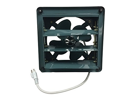 Professional-Grade-Products-8-Metal-Shutter-Exhaust-Fan-for-Garage-Shed-Pole-Barn-Hydroponic-Ventilation-0-1