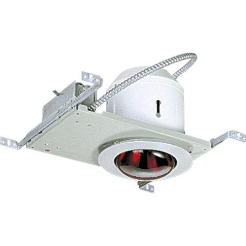 Progress-Lighting-P6952-16TG-Heater-Light-Complete-with-Housing-Trim-and-26-Inch-Adjustable-Bar-Hangers-Satin-Aluminum-0