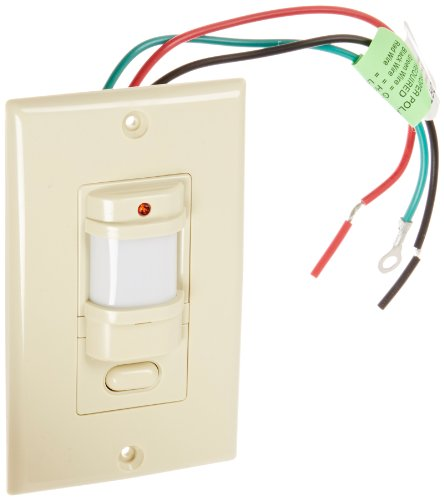 RAB-Lighting-LOS1000I277-Occupancy-Sensor-with-Decorator-Wall-Plates-1800W-Power-277V-Ivory-0