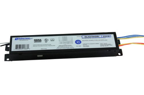 ROBERTSON-1P20160-ISL432T8HEMV-AH-OEM-Pak-of-10-Fluorescent-eBallasts-for-4-F32T8-Linear-Lamp-Instant-Start-120-277Vac-50-60Hz-Normal-Ballast-Factor-HPF-0-1