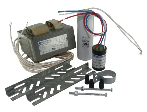 ROBERTSON-3P10062-CLU0400H04912-M-HID-CWA-mBallast-Kit-400-Watt-S51-High-Pressure-Sodium-Lamp-120208240277Vac-60Hz-HPF-with-Bracket-Round-Ignitor-Round-Dry-Film-Capacitor-Replaces-Model-CLU0400H04912–0