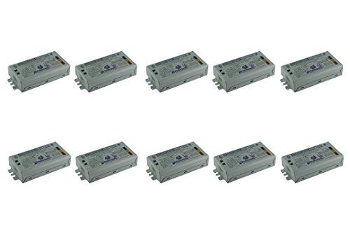 ROBERTSON-5P20145-PSM226CQMVDWCEST-Bulk-Pak-of-10-Fluorescent-Electronic-Ballasts-for-2-CFQ26WG24q-CFL-Lamps-Program-Start-120-277Vac-50-60Hz-Normal-Ballast-Factor-HPF-0