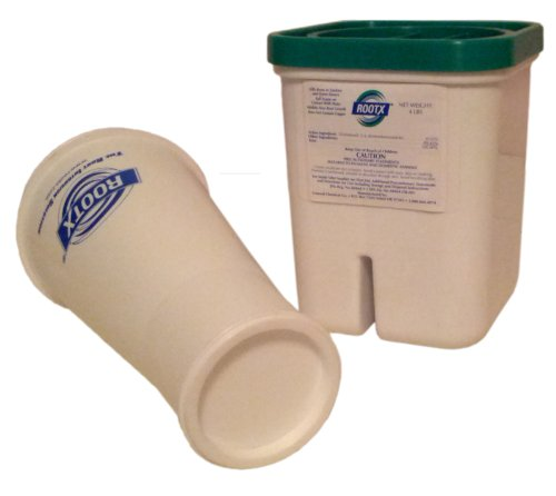 ROOTX-The-Root-Intrusion-Solution-Kit-4-Pound-Container-Plus-Funnel-Bundle-2-Items-0