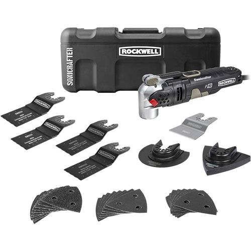 Rockwell-RK5141K-40A-Sonicrafter-F50-Kit-with-Hyper-Lock-and-Universal-Fit-System-34-Piece-0