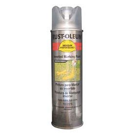 Rust-Oleum-V2301838-V2300-System-Inverted-Marking-Paint-Aerosol-Clear-Lot-of-6-0