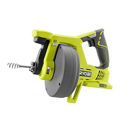 Ryobi-P4001-18-Volt-ONE-Cordless-25-foot-Drain-Auger-Tool-Only-Battery-and-Charger-NOT-Included-0