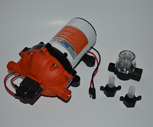 SEAFLO-12V-55-GPM-60-PSI-Water-Diaphragm-Pressure-Pump-0