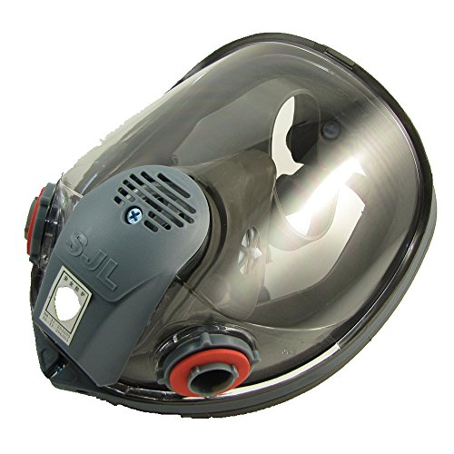 SJL-Gasproof-Mask-Full-Face-Facepiece-Respirator-Brand-New-For-6800-0-0