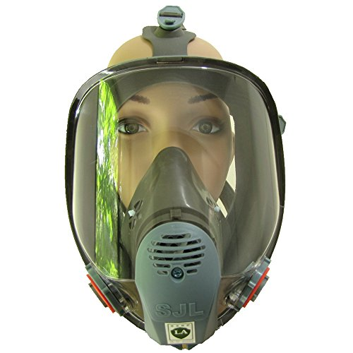 SJL-Gasproof-Mask-Full-Face-Facepiece-Respirator-Brand-New-For-6800-0-1