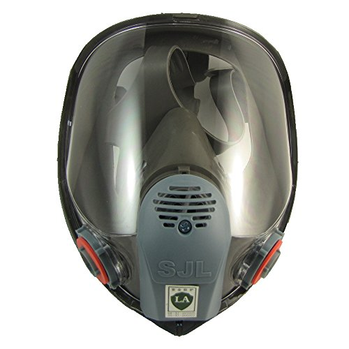 SJL-Gasproof-Mask-Full-Face-Facepiece-Respirator-Brand-New-For-6800-0