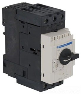 Schneider-Electric-Square-D-GV3P50-Manual-Starter-Rotary-Handle-50-Amp-0