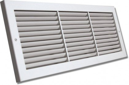 Shoemaker-1100-32X8-Fixed-Blade-Baseboard-Return-Air-Grille-32-X-8-0