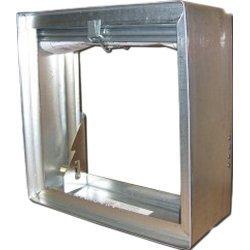 Shoemaker-2602-16X16-16×16-Standard-Frame-Curtain-Fire-Damper-0