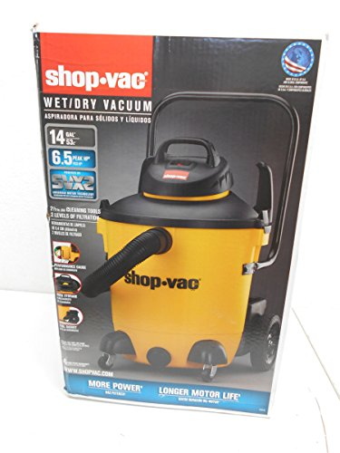 Shop-Vac-5951400-65-Peak-hp-WetDry-Vacuum-14-gallon-YellowBlack-0