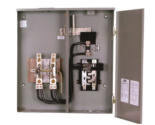 Siemens-MC0816B1400RLTM-400-Amp-8-Space-16-Circuit-Levery-Bypass-Meter-Load-Center-Combination-Main-Breaker-with-Feed-Thru-Lugs-and-Ringless-Cover-0