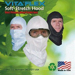 Soft-stretch-Spray-Foam-Painters-Hood-Spary-Sock-Superior-Protection-to-Disposable-Hood-and-Lower-Cost-116-Ea-50-Per-Pack-0-0