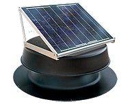 Solar-Attic-Fan-24-watt-Black-with-25-year-warranty-Florida-Rated-0