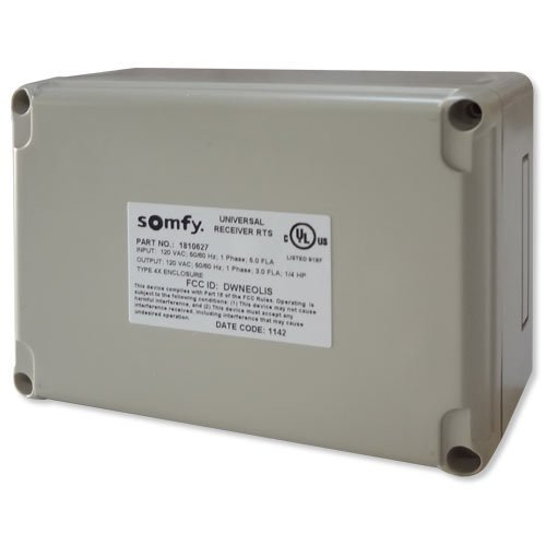 Somfy-Universal-RTS-Receiver-Control-For-110V-AC-Motors-MPN-1810627-0