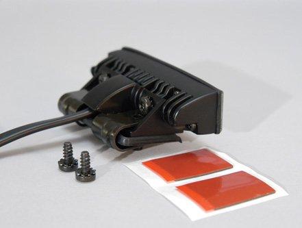 SoundOff-Signal-EGHST1A-GHOST-Gen3-Amber-Single-Mini-Warning-Light-with-Black-Housing-0-0