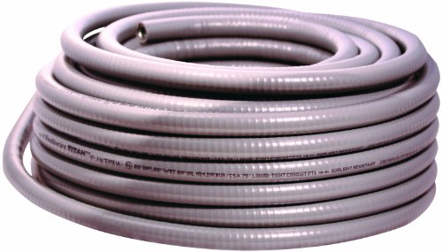 Southwire-55082603-100-Feet-Ultratite-Type-UL-12-Inch-Metallic-Liquid-tight-Flexible-Conduit-0