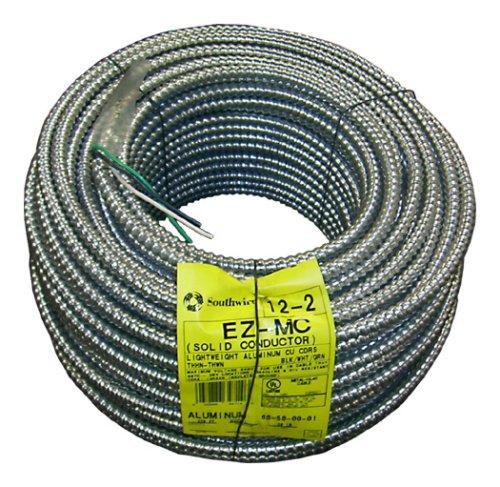Southwire-68580001-250-Foot-12-Gauge-2-Conductor-Type-MC-Conduit-Aluminum-0