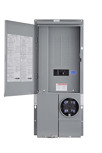 Square-D-by-Schneider-Electric-SC2040M125PF-Homeline-125-Amp-20-Space-40-Circuit-Solar-Ready-Combination-Meter-Socket-and-Main-Breaker-Load-Center-for-Plug-on-Neutral-breakers-0