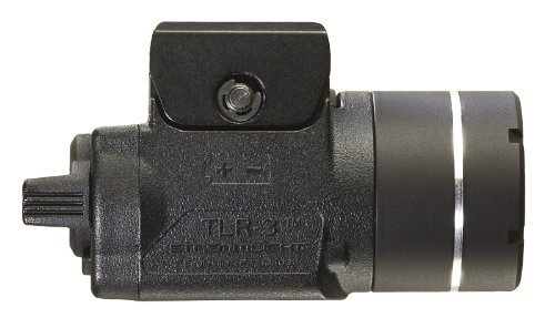 Streamlight-69220-TLR-3-Weapon-Mounted-Tactical-Light-with-Rail-Locating-Keys-0-0