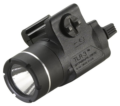 Streamlight-69220-TLR-3-Weapon-Mounted-Tactical-Light-with-Rail-Locating-Keys-0