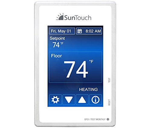 SunTouch-Command-500850-Universal-Touchscreen-Radiant-Floor-Heating-Programmable-Thermostat-Dual-Voltage-120v240v-with-floor-sensor-included-0