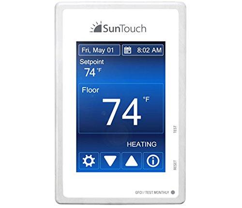 Ditra Heat Digital Thermostat Dhersd Bw Programmable