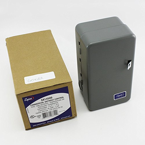 Supco-S8145-00-Complete-Commercial-Defrost-Timer-Replaces-Paragon-8145-00-0
