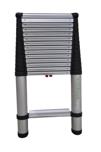 Telesteps-1800EP-OSHA-Compliant-18-ft-Reach-Professional-Wide-Step-Telescoping-Extension-Ladder-0