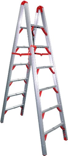Telesteps-700FLD-OSHA-Compliant-7-ft-Double-sided-folding-step-ladder-STIK-0
