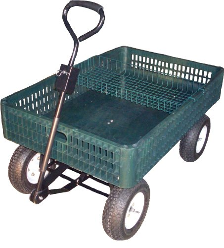 Tierra-Garden-45-4260A-Heavy-Duty-Wagon-with-Pneumatic-Tires-0