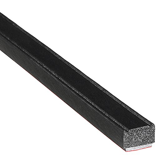 Trim-Lok-X114BT-500-EPDM-BT-3M-Bonded-Foam-Acrylic-Tape-System-Rubber-Seal-Ribbed-025-Height-05-Width-Rectangle-0