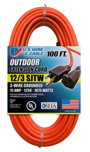US-Wire-65100-123-100-Foot-SJTW-Orange-Heavy-Duty-Extension-Cord-0