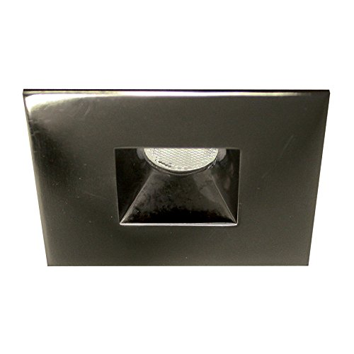 WAC-Lighting-HR-LED271R-35-GM-LEDme-Mini-2-Inch-Recessed-Downlight-Open-Reflector-Square-Trim-3500K-0