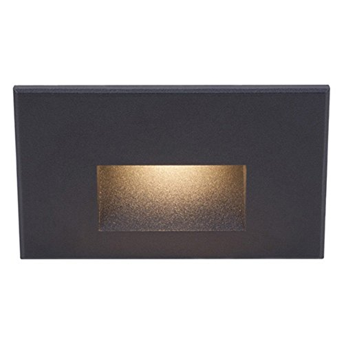 WAC-Lighting-WL-LED100-C-BK-LED-39W-120V-Step-and-Wall-Light-with-Black-Finish-and-Clear-lens-0