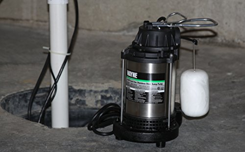 WAYNE-CDU980E-34-HP-Submersible-Cast-Iron-and-Stainless-Steel-Sump-Pump-With-Integrated-Vertical-Float-Switch-0-1