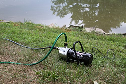 WAYNE-PLS100-1-HP-Portable-Stainless-Steel-Lawn-Sprinkling-Pump-With-Debris-Strainer-0-0