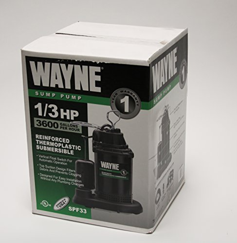 WAYNE-SPF33-Thermoplastic-Submersible-Sump-Pump-With-Vertical-Float-Switch-0-0